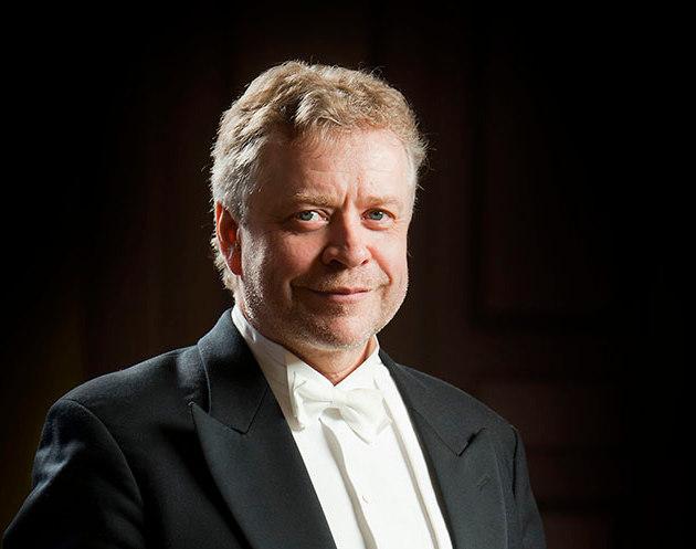 Konserttimestari Reijo Tunkkari.